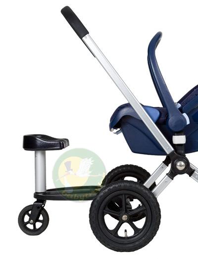 Подставки для старшего ребенка.  Аксессуары для колясок из Германии.